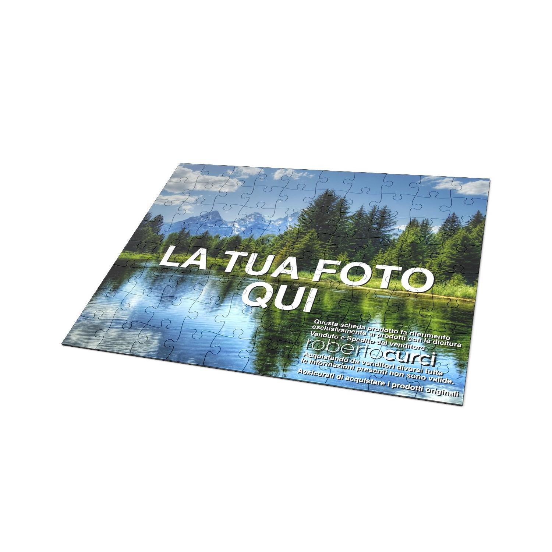 Puzzle Personalizzato con foto e testo