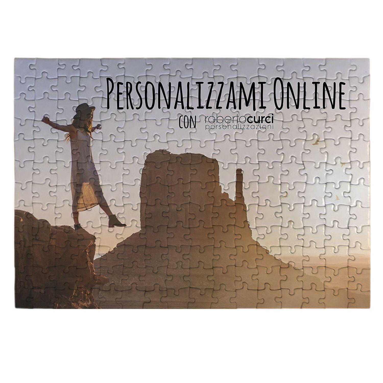Puzzle con foto A4 di 192 Pezzi da personalizzare online